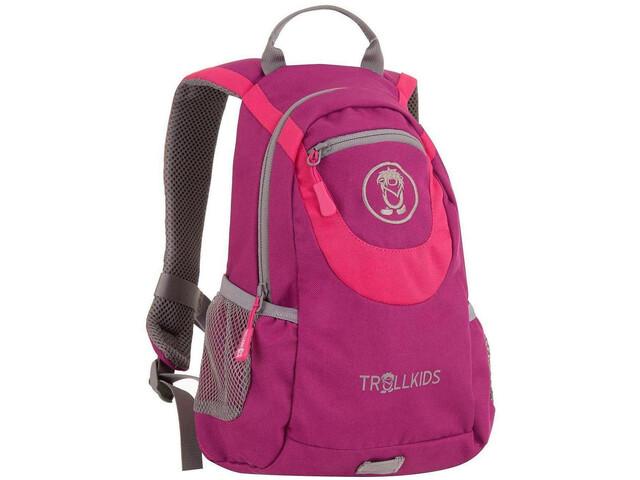 TROLLKIDS Trollhavn Daypack 7l Kids, dark rose